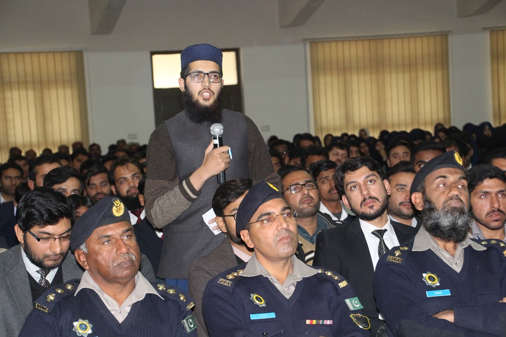 Seminar on Road Safety by National Highway and Motorway Police